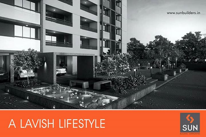A premium living with lifestyle amenities at a premium location.  Welcome to Sun Prima Visit http://sunbuilders.in/sun-prima/