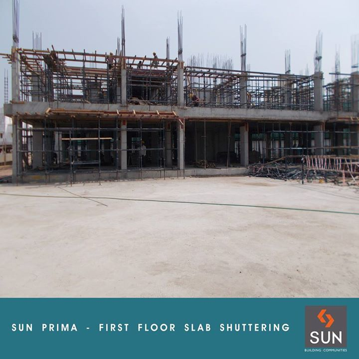 Have a glance at the significant progress of Sun Prima at Manekbaug.  Visit: http://sunbuilders.in/sun-prima/