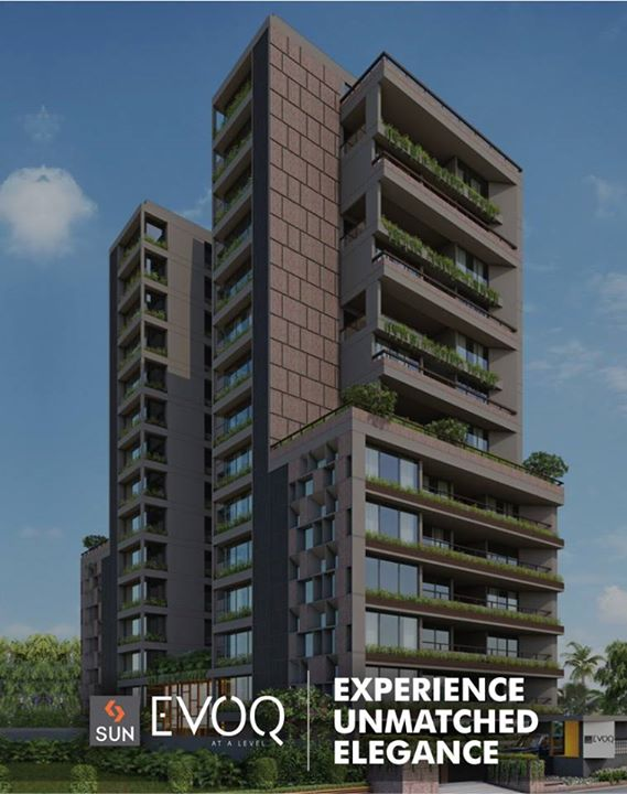 Experience the true elegance & rare leisure of life at Sun Evoq.  Visit: http://sunbuilders.in/Sun-Evoq/