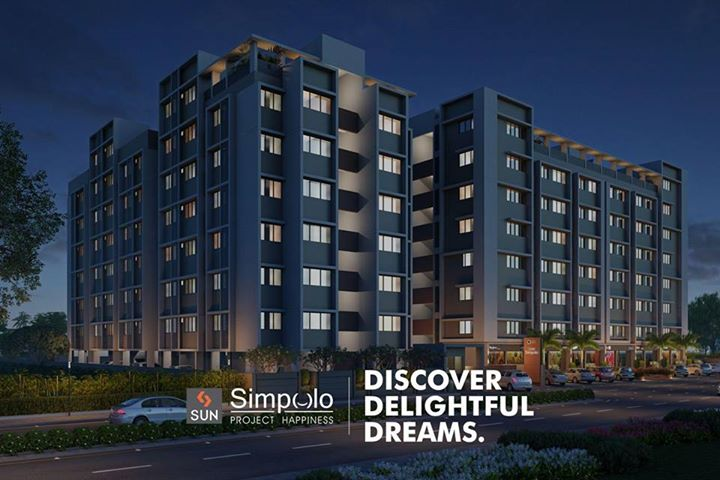 Witness the contentment of living life at the perfect destination of happiness - Sun Simpolo. Visit: http://sunbuilders.in/sun-simpolo/