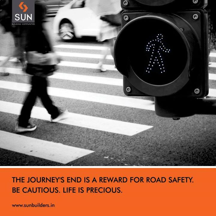 Be cautious, imbibe & follow traffic rules and take care of your life.
