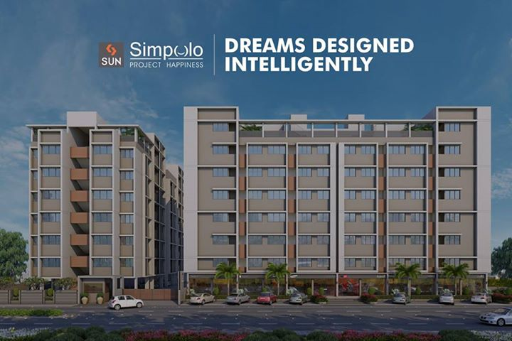 Check out our new residential project – Sun Simpolo, initiated at Bopal Shilaj Road.  Click http://sunbuilders.in/sun-simpolo/ to know about the project's details