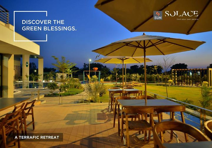 Sun Solace showcases a unique concept, offering opportunities to people for communal interaction.  Inquire at http://sunbuilders.in/sun-solace/
