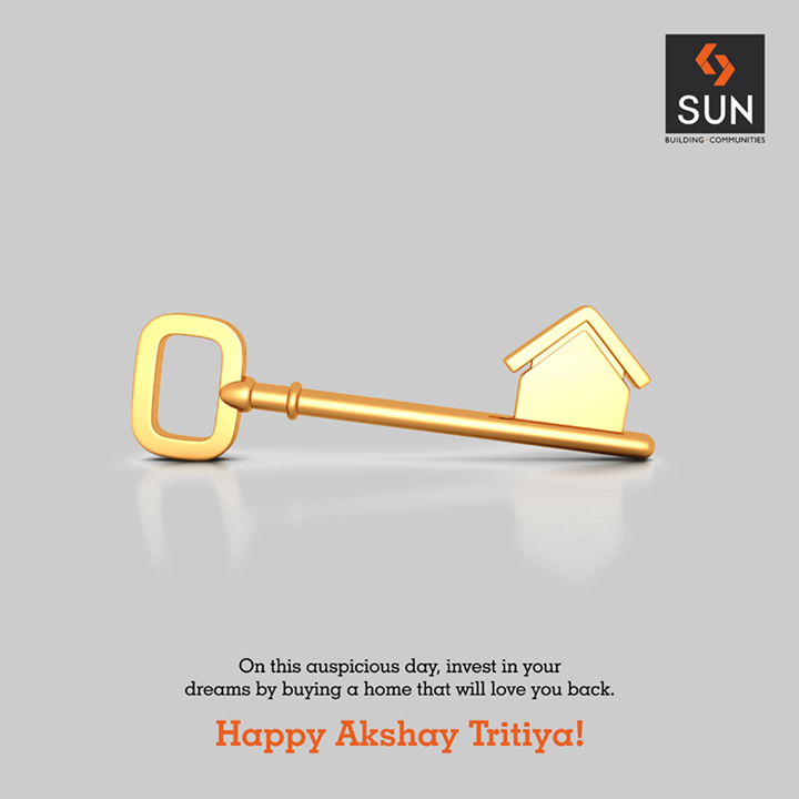 May this auspicious day bring prosperity and luck in your home. Happy #AkshayTritiya to all!
