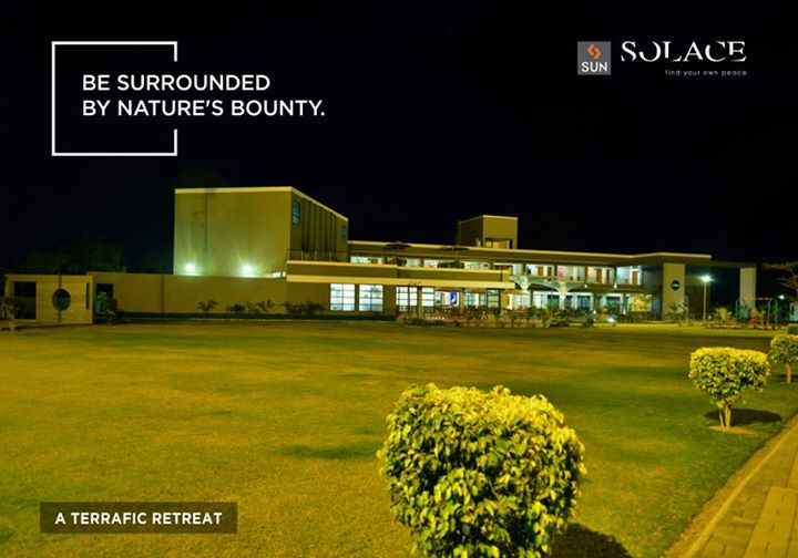 Sun Solace is an ultra-premium Plotted Development with a spectacular clubhouse where you can feel close to nature and life's special pleasures.  Explore more at http://sunbuilders.in/sun-solace/  #PlottedDevelopment #premiumplots #clubhouse #luxury