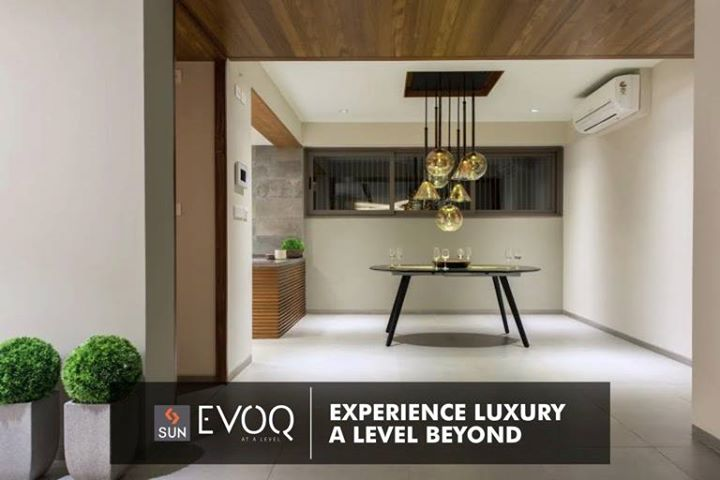 #SunEVOQ - 18 Fine Living Homes redefining luxury.  Explore more at http://sunbuilders.in/Sun-Evoq/  #levelofsophistication #realestate #residential #ahmedabad