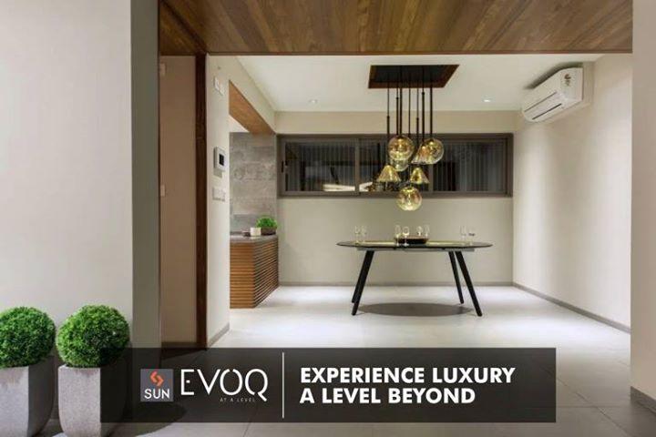 Sun Builders,  SunEVOQ, levelofsophistication, realestate, residential, ahmedabad