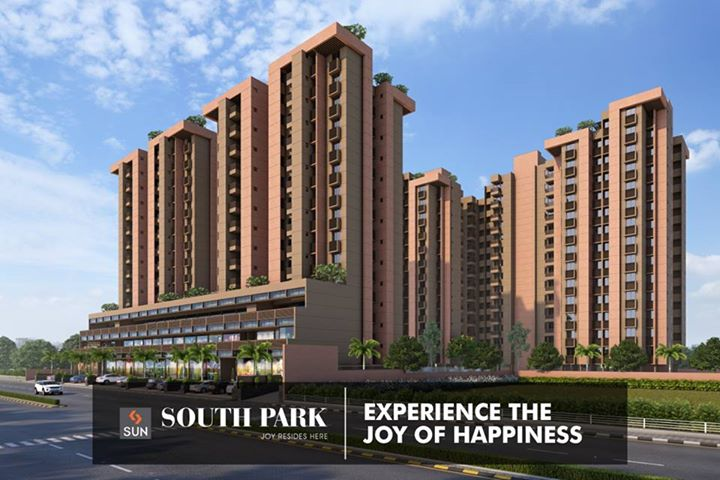 Sun Builders,  SunSouthPark., realestate, happiness, SunBuilders, Ahmedabad