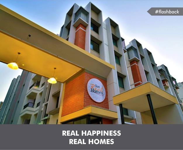 #flashback - #SunRealHomes was one of our great achievements where we delivered 676 units in 700 days!  Explore more at: http://sunbuilders.in/Sun-Real-Homes/  #residentialapartment #ThrowBackThursday #Realhomes #Sunbuilders