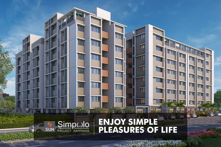 Fill your home with abundance of happiness at #SunSimpolo.  Explore more at http://sunbuilders.in/Sun-Simpolo/  #SunBuilders #residentialapartment #realestate #happyhomes