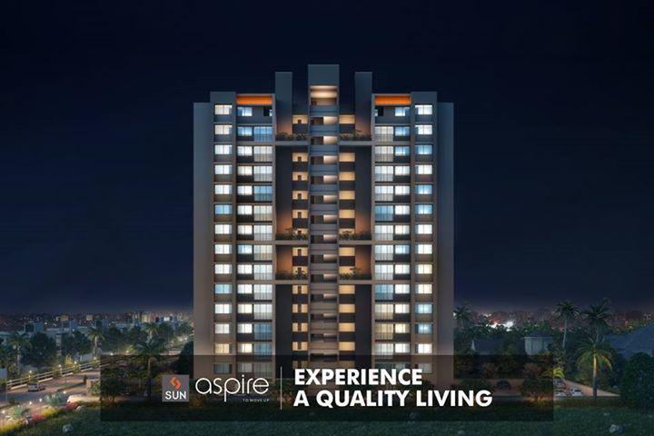 #SunAspire – Modern Living Demands well addressed at Sun Aspire. #shilaj #ahmedabad  Explore more at http://sunbuilders.in/Sun-Aspire/   #Aspirationalhomes #realestate #lifestyle