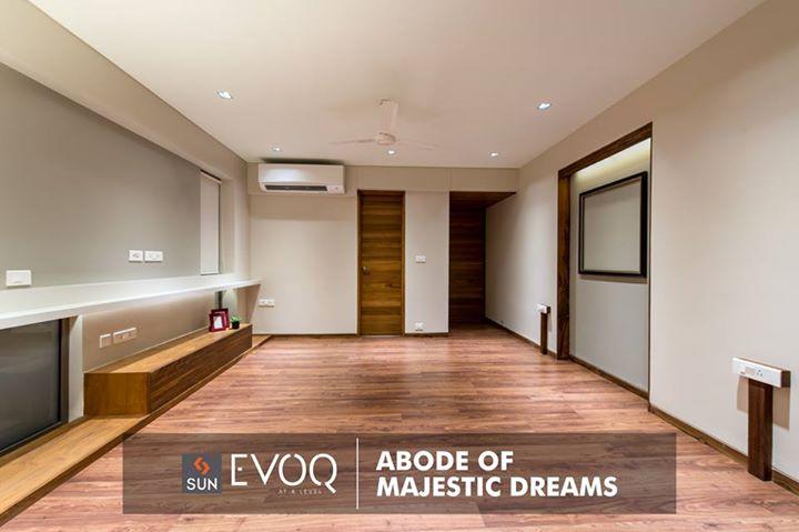 Sun Builders,  SunEVOQ, lifestyle, Masterbedroom, interiors, SunBuilders