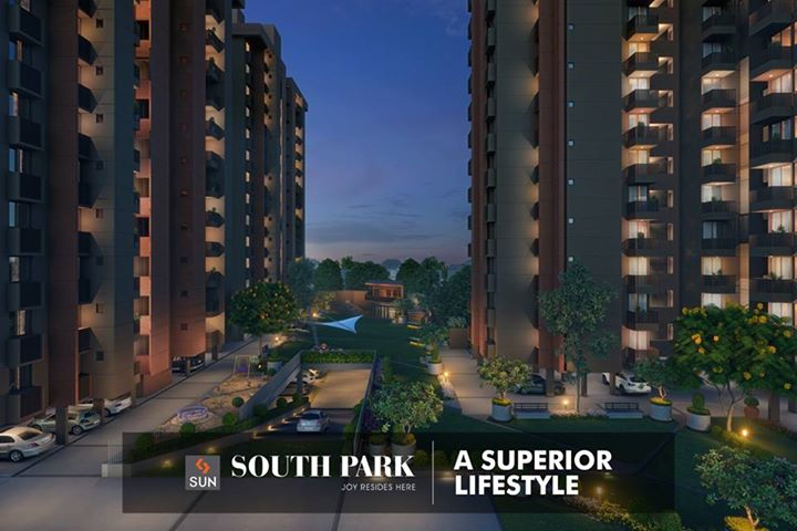 Sun Builders,  SunSouthPark, happiness, realestate, apartments