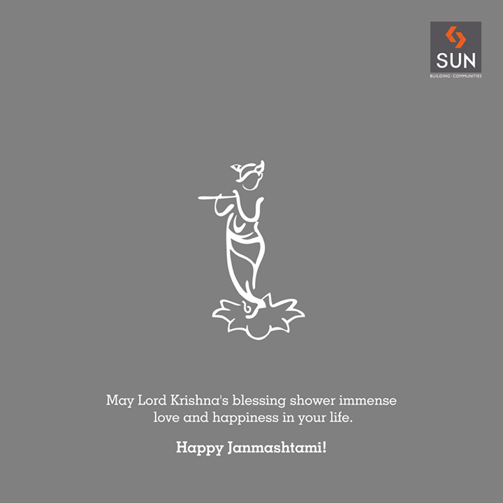 We wish that this auspicious day fills your home with tons of success and prosperity.  Happy #Janmashtami!  #IndianFestival #LordKrishna #DahiHandi #success