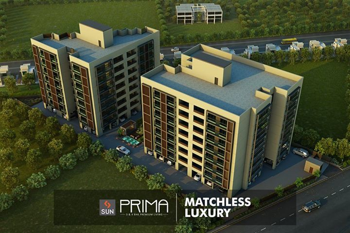 #SunPrima - Homes that will please your soul with its impressive designs.  Explore more at: http://sunbuilders.in/Sun-Prima/   #Premiumliving #Luxury #Happiness #realestate #ahmedabad