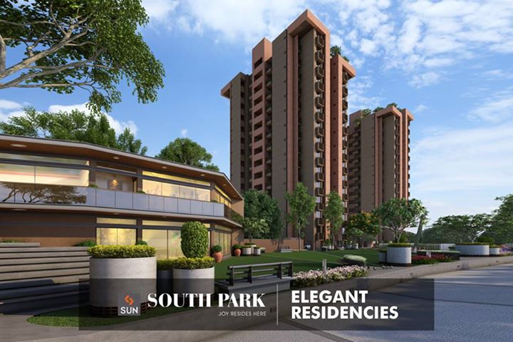 #SunSouthPark is a spacious abode where joy comes with the bundle of happiness.  Explore more: http://sunbuilders.in/Sun-South-Park/  #Happiness #RealEstate #Apartments