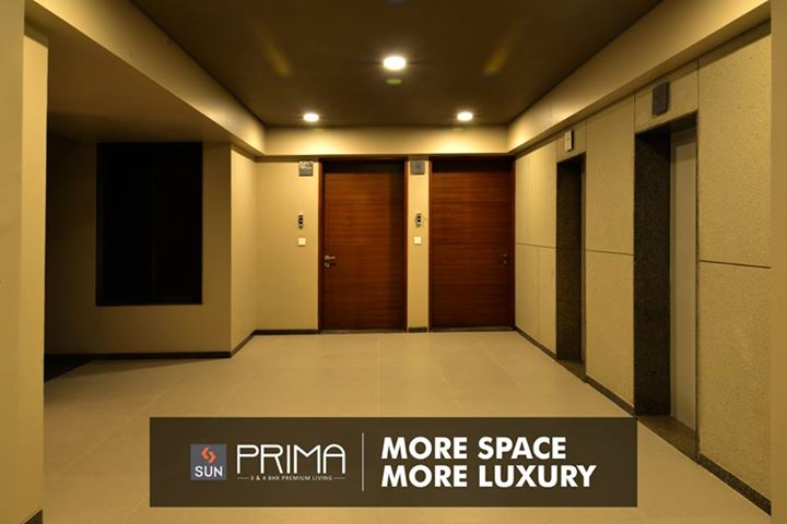 Right from lifestyle amenities to location, experience a supreme way of living at Sun Prima.  Explore more at http://sunbuilders.in/Sun-Prima/# #SunPrima #PremiumResidency #Lifestyle #SunBuildersGroup