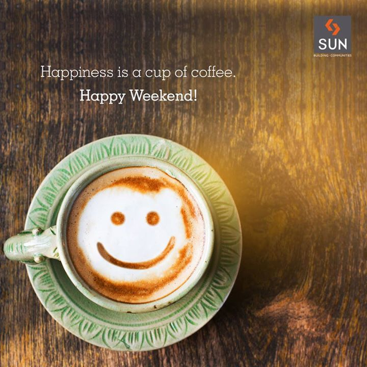 A smile can make your day brighter and can lift your mood higher.   Have a fantastic weekend!  #WeekendQuote #smile