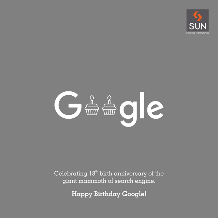 Wishing the king of search engine a very happy birthday.  #GooglesBirthday