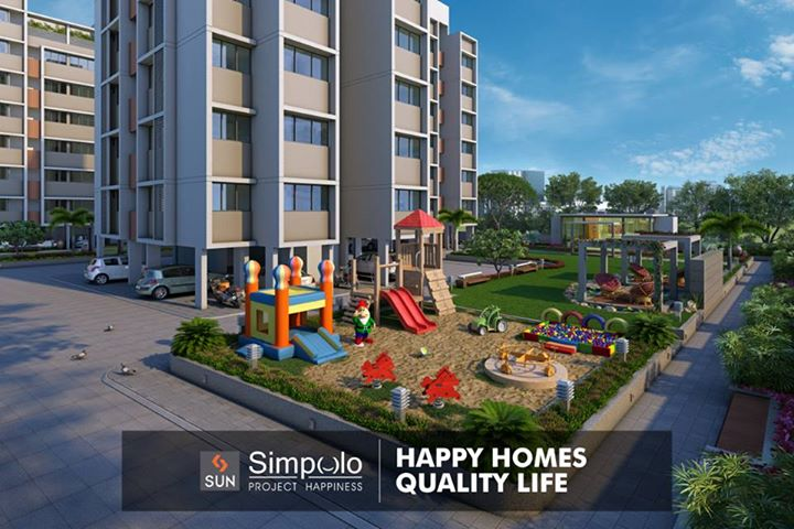 #SunSimpolo  Homes where happiness can have a permanent address.  Explore more at http://sunbuilders.in/Sun-Simpolo/ #ProjectHappiness #SunBuildersGroup #Happiness #Lifestyle