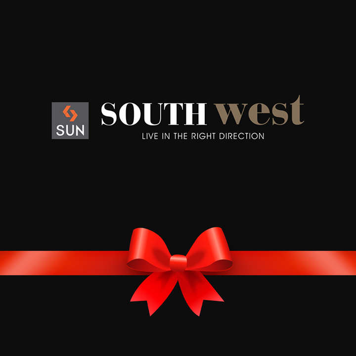 On this pious occasion of #Dussehra, a new Sun is rising at South Bopal! Taking immense pride in launching our new Project Sun Southwest - 3BHK Homes & Retail.