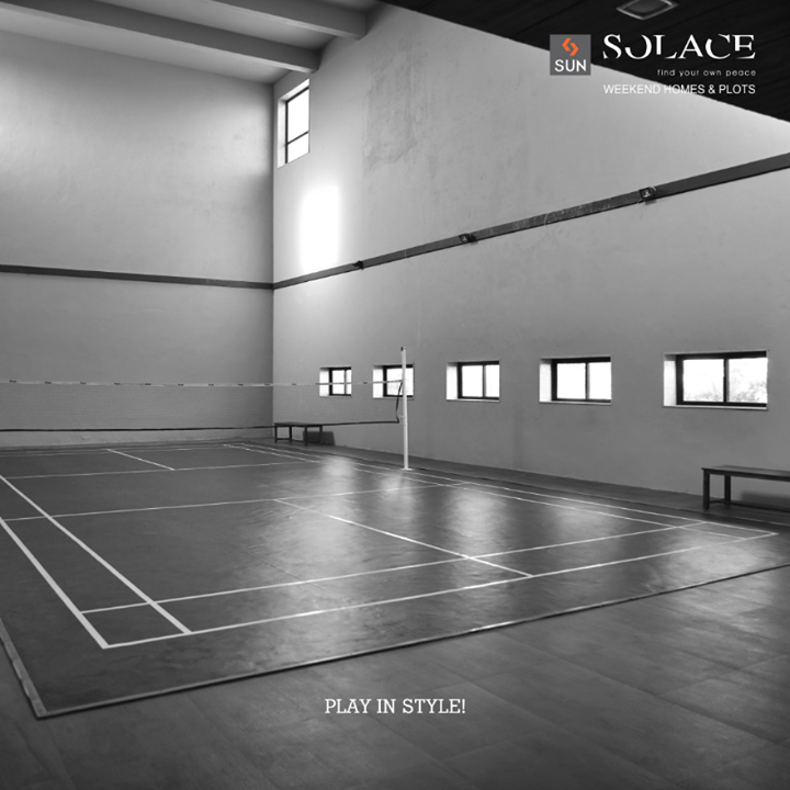 Make the most of your weekend at #SunSolace that promises to deliver hours of unlimited fun and relaxation.  Discover the pleasure at http://sunbuilders.in/Sun-Solace/#