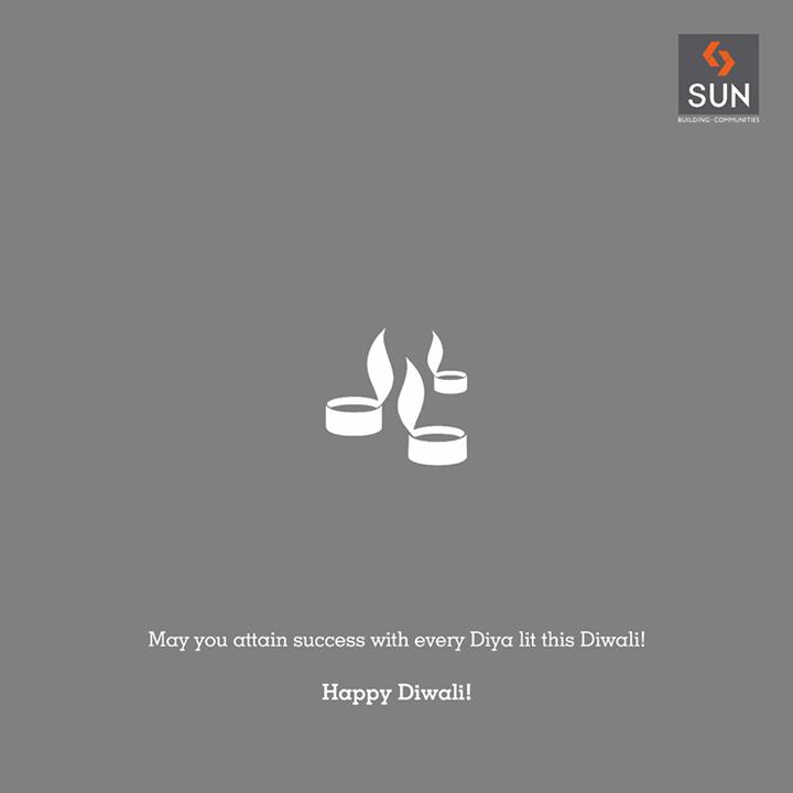 Sun Builders,  Diwali, NewYear!