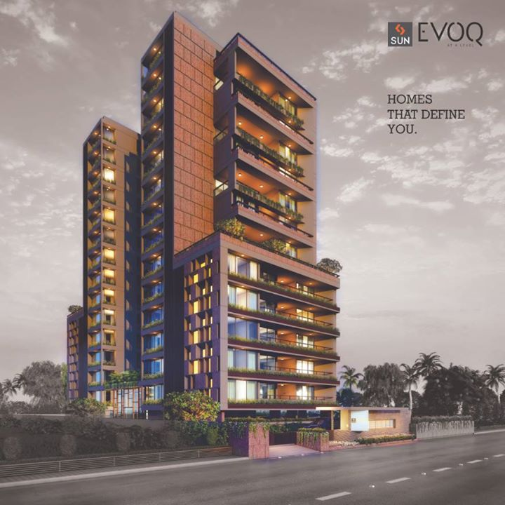 #SunEVOQ -  Stunning homes designed with every upgrade and every feature that will refashion your lifestyle.  Explore more http://sunbuilders.in/Sun-Evoq/  #Lifestyle #SunBuildersGroup