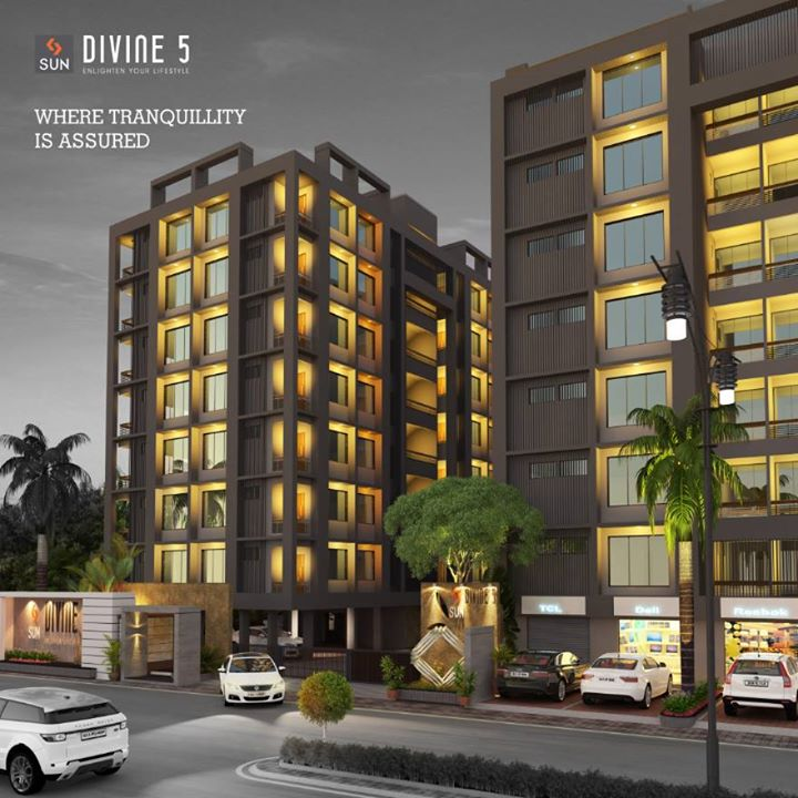 A home is the most peaceful and quiet place, a calm zone where you would like to return after a hard day.  Welcome to #SunDivine.  Check the homes here: http://sunbuilders.in/Sun-Divine5/#