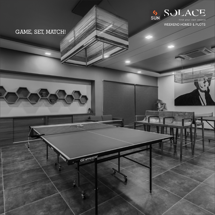 Log in to some leisure hours and let out the sportive spirit in you. Cherish your weekend at #SunSolace.   Explore more: http://sunbuilders.in/Sun-Solace/#    #WeekendGetaways #FamilyTime #Environment