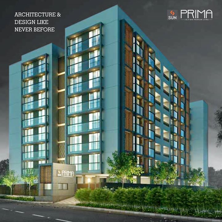 Contemporary yet comfort living is promised here at #SunPrima. Beautifully constructed is a premium living abode, based at a prime location.   #ContemporaryLiving #BestArchitecture