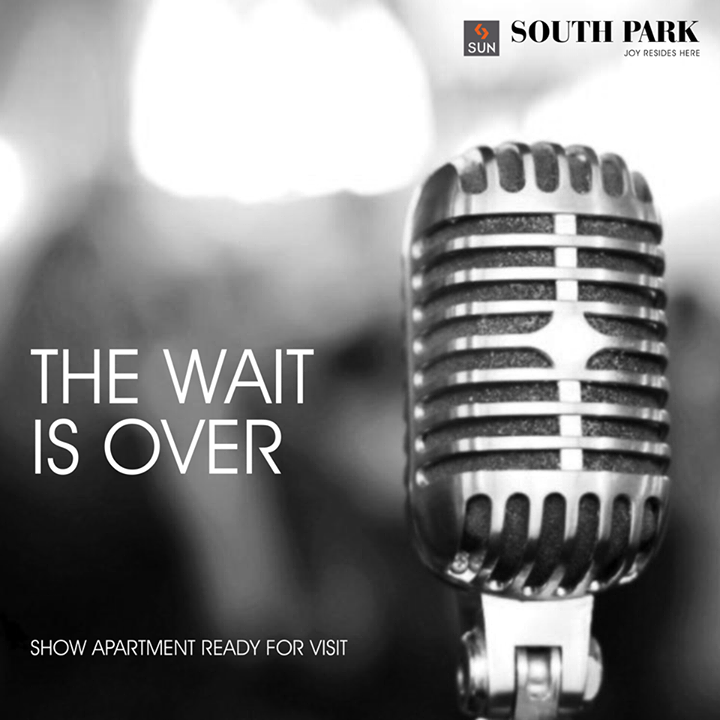 Finally, your wait is over. A 3BHK that promises you joy, space and comfort under one roof, is ready for all. Own it to feel the difference.   For more details, visit: http://sunbuilders.in/Sun-South-Park/   #Sun #SouthPark #Lifestyle #Luxury