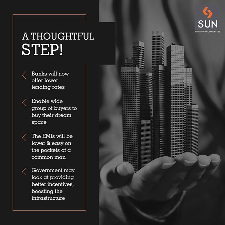 The Demonetisation wheel has rolled over the nation, leaving behind a lot of traces. These are the tracemarks that are sure to boost the real estate industry.  #Demonetisation #realestate #impact #sunbuilders