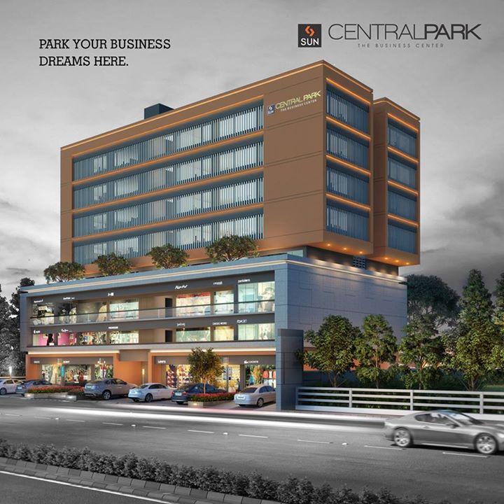 Sun Builders,  SunCentralpark, Sunbuilders, realestate, commercialmarvel