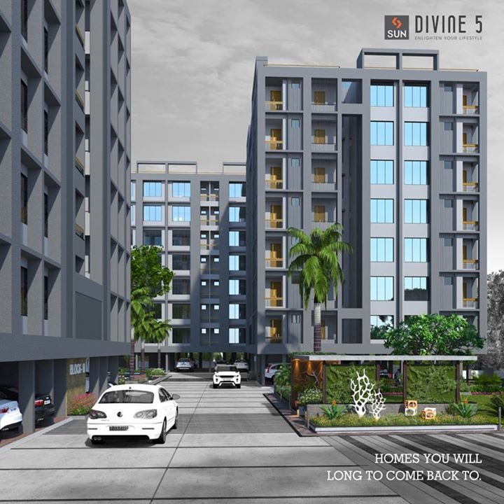 Every corner at #SunDivine5 is equipped with amenities that will emit happiness into your life.   Visit http://sunbuilders.in/Sun-Divine5/ to welcome the divinity in your life.   #Sunbuilders #realestate #divinehomes #AhmedabadHomes
