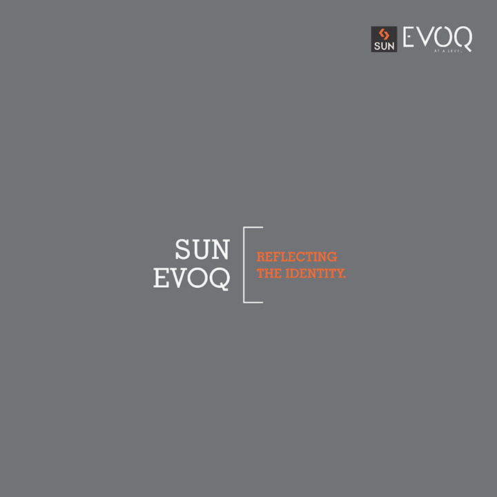 The mirror image of #SunBuildersGroup, #SunEVOQ is a brilliant construction, a masterpiece of #Sunbuilders.   #realestate #Lifestyle