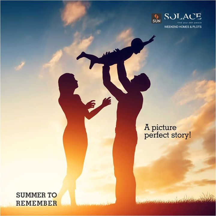 Sand & Sun, Summer has begun! It is family time.   Reserve your weekend getaway by calling on 9879523125.  #SunBuilders #SunSolace #HelloSummer #SummerToRemember