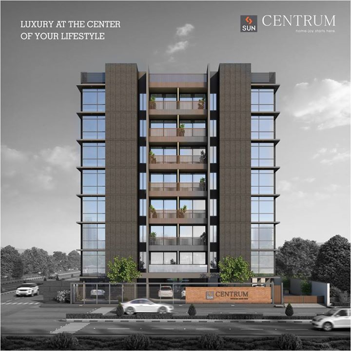 Enjoy a bountiful life at Sun Centrum, where everything is tailored according to your taste.   Explore more at goo.gl/Zv5NQt  #lifestyle #sunbuilders #realestate