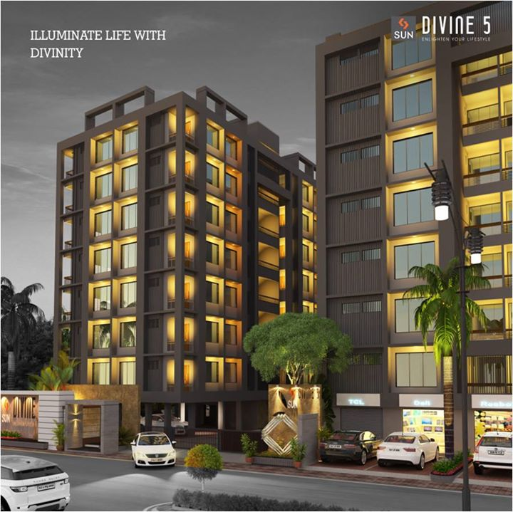 After a long day, a home awaits you at Sun Divine 5 to brighten your life.   Visit https://goo.gl/jRjxNm to book your divine home.  #SunDivine #Sunbuilders #realestate #residential