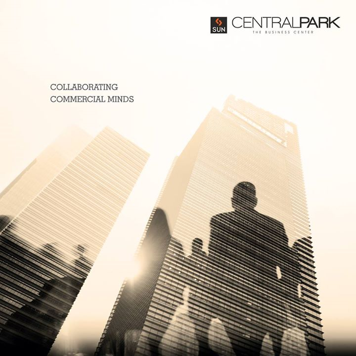 Bridging a gap among commercial mindsets, Central Park bestows you with right infrastructure to network and build opportunities. Visit https://goo.gl/jC6TYh to book your space at Central Park #CentralPark #SunBuilders #RealEstate #Commercial