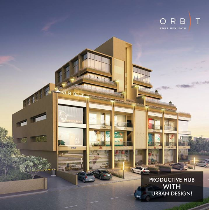 Orbit is an upcoming project for your path to development. It's coming soon near Bodakdev, behind Rajpath Club. The location and the well-designed feature will act as an important factor for the commercial hub. To know more: https://goo.gl/NeJXpm #SunBuilders #Orbit #Commercial #RealEstate #NewPath