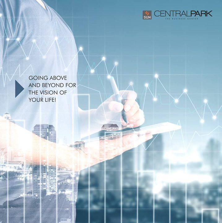 Sun Central Park is a commercial hub which is made to suffice your business needs with modern structure!  Achieve the vision of your life with a pinch of sophistication.  To know more: https://goo.gl/NeJXpm #SunBuilders #SunCentralPark #Commercial #RealEstate