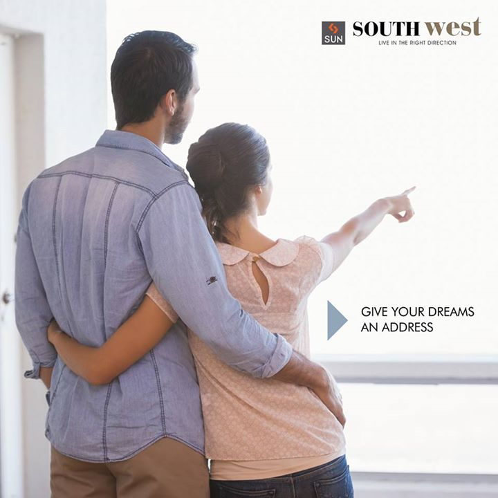 In South Bopal, find a new direction to your aspirations in Sun South West.   Explore more: http://bit.ly/2tIRCZo #SunBuilders #RealEstate #Residential #Retail #SunSouthWest
