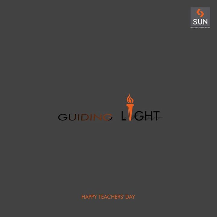 Sun Builders,  SunBuilders, TeachersDay, Knowledge