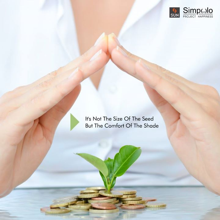 Sun Simpolo at Bopal-Shilaj Road is a smart investment opportunity where a small investment will give you the bliss of a lifetime. To know more: http://bit.ly/2tI1L8M  #SunBuilders #RealEstate #ProjectHappiness #Residential #SunSimpolo
