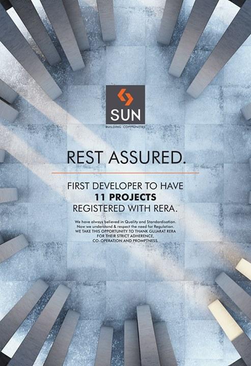 Sun Builders,  SunBuilders, RERA, RealEstate, Residential, Commercial