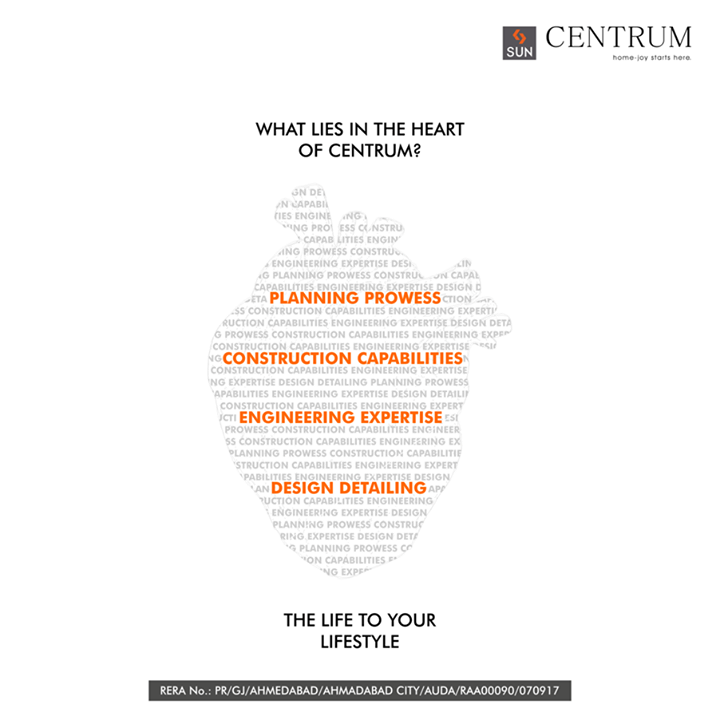 Designed, planned and constructed with meticulous detail Sun Centrum at Navrangpura is not merely the center of the city it is the heart of the urban lifestyle.  The center of attraction can be found here: http://bit.ly/2u47yF0 #SunBuilders #RealEstate #Residential #SunCentrum