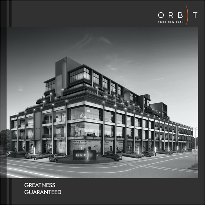 The commercial commune at Bodakdev, Orbit, is a boon for your business. With a locale that will uplift you and a design that will propel you to another class. Success will be just another feature.  Find more compelling reasons here: http://bit.ly/2vcXNcO #SunBuilders #Commercial #Orbit #Growth #Success