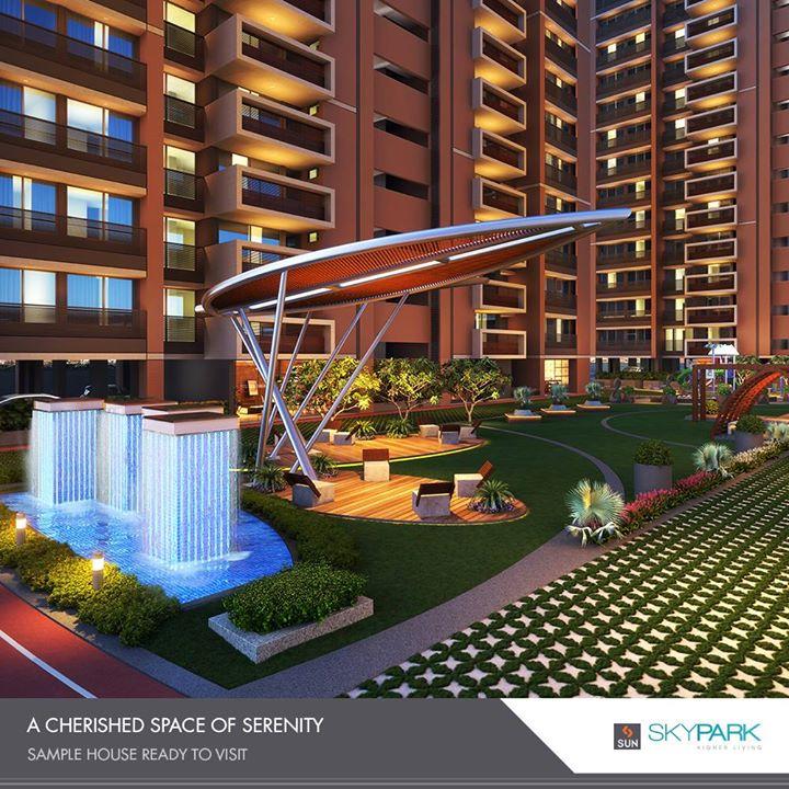 Sun Builders,  SunSkyPark, SampleHouseReady, SunBuildersGroup, RealEstate, SunBuilders, Ahmedabad, Gujarat
