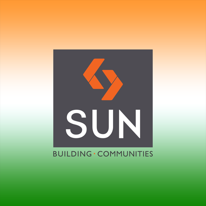 Sun Builders,  IndependenceDay, IndependenceWeek, Celebration, 15thAugust, Freedom, SunBuilders, Ahmedabad, Gujarat